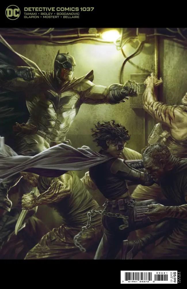 0421DC072 ComicList: DC Comics New Releases for 06/09/2021