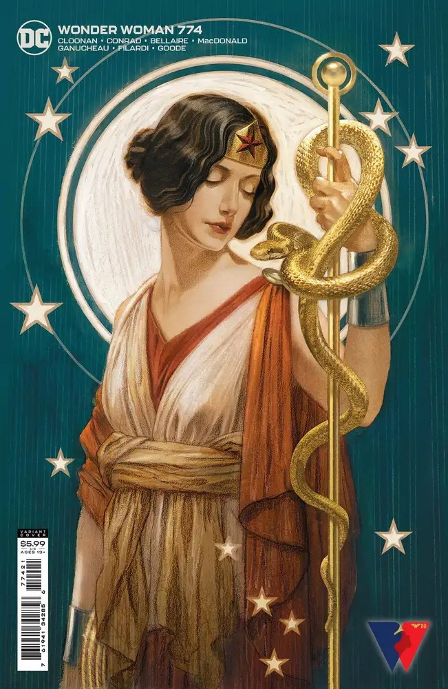 0421DC139 ComicList: DC Comics New Releases for 06/23/2021