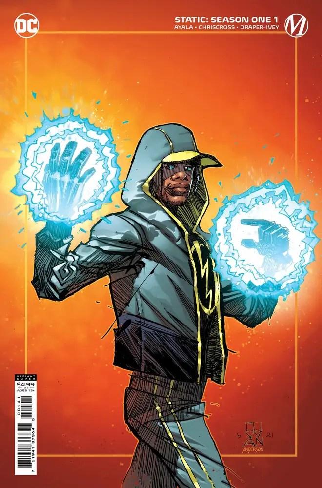 0421DC162 ComicList: DC Comics New Releases for 06/16/2021