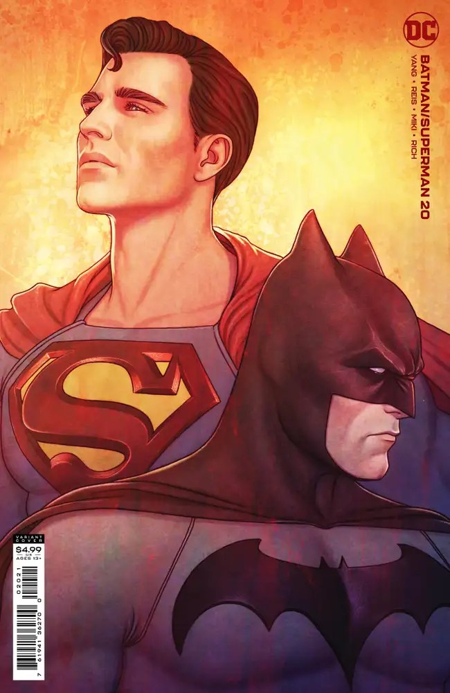 0521DC052 ComicList: DC Comics New Releases for 07/28/2021