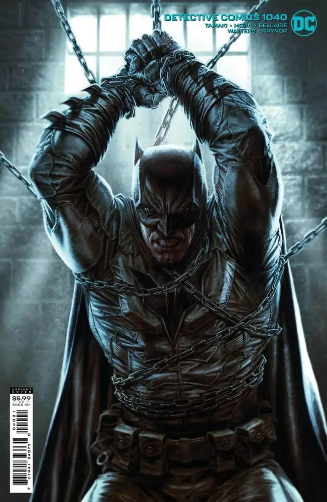 0521DC076 ComicList: DC Comics New Releases for 07/28/2021