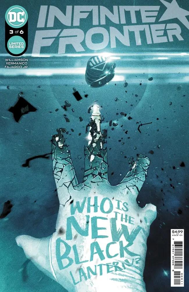 0521DC085 ComicList: DC Comics New Releases for 07/28/2021