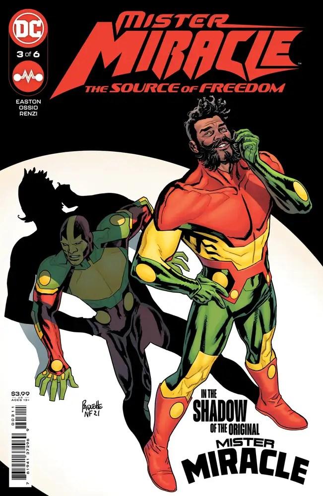 0521DC096 ComicList: DC Comics New Releases for 07/28/2021