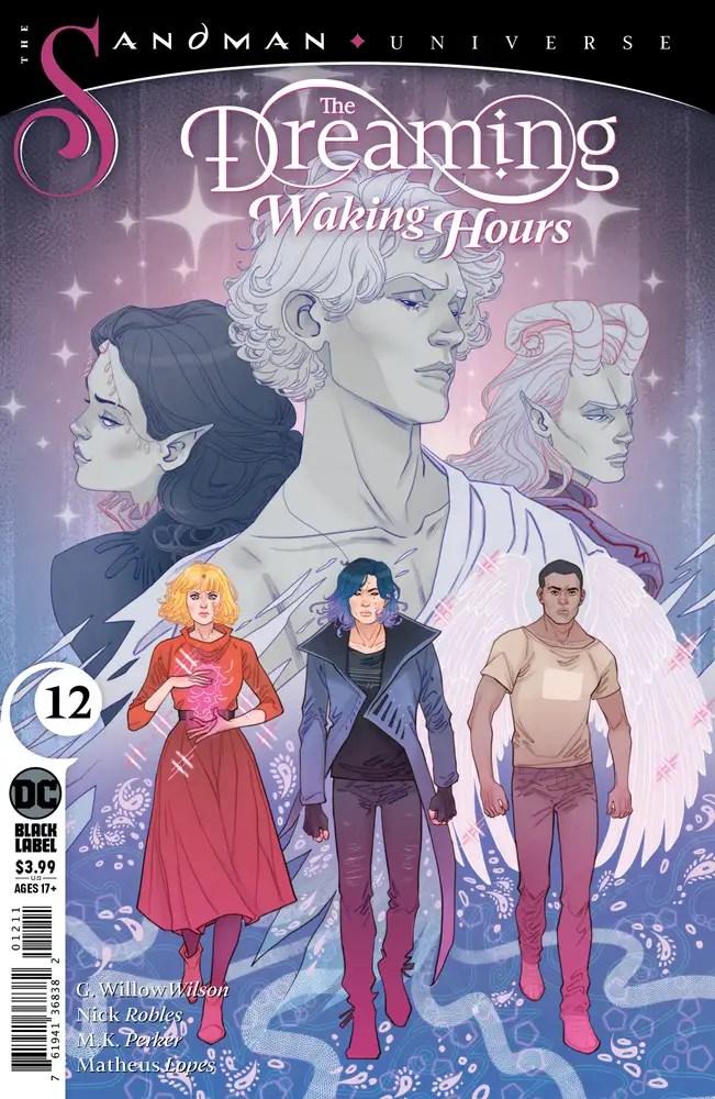 0521DC119 ComicList: DC Comics New Releases for 08/04/2021