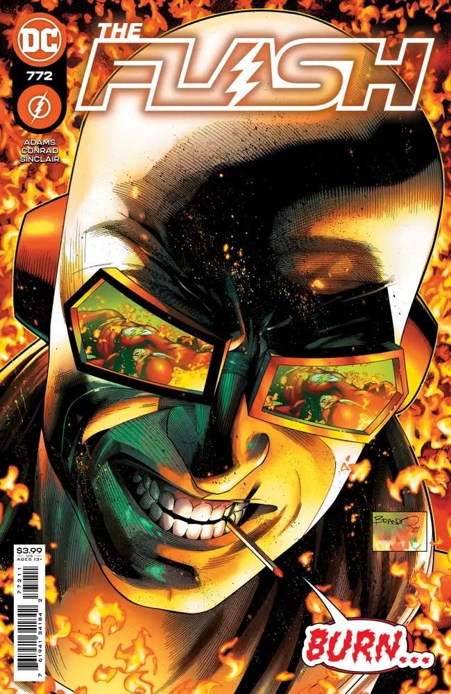 0521DC120 ComicList: DC Comics New Releases for 07/21/2021