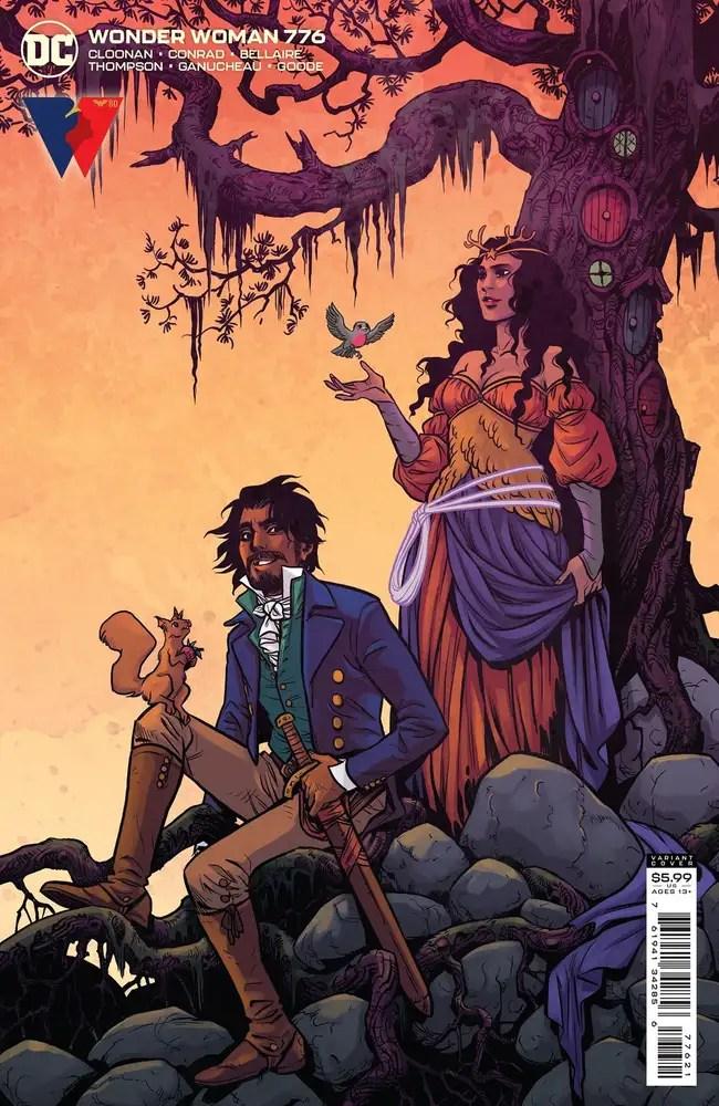 0521DC141 ComicList: DC Comics New Releases for 07/28/2021