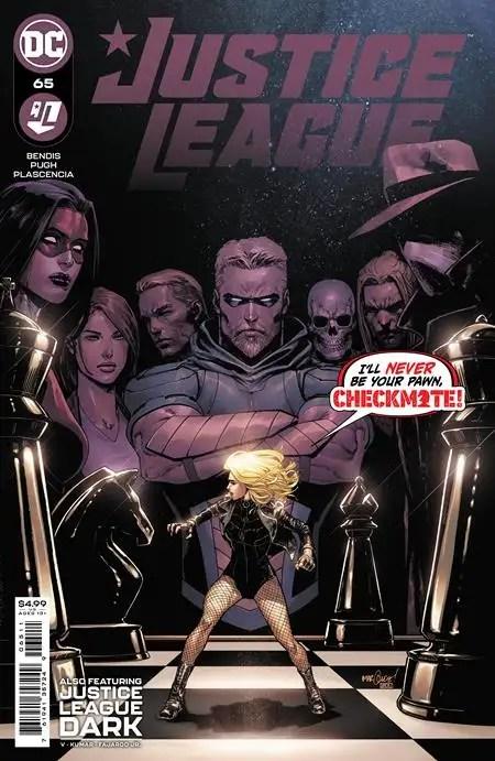 0521dc089 ComicList: DC Comics New Releases for 07/21/2021
