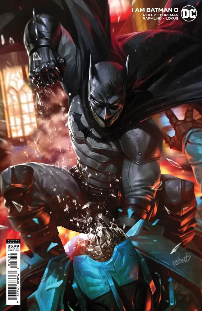 0621DC007 ComicList: DC Comics New Releases for 08/11/2021