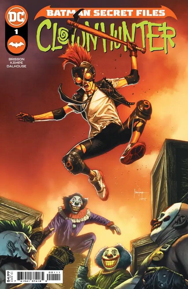 0621DC029 ComicList: DC Comics New Releases for 08/18/2021