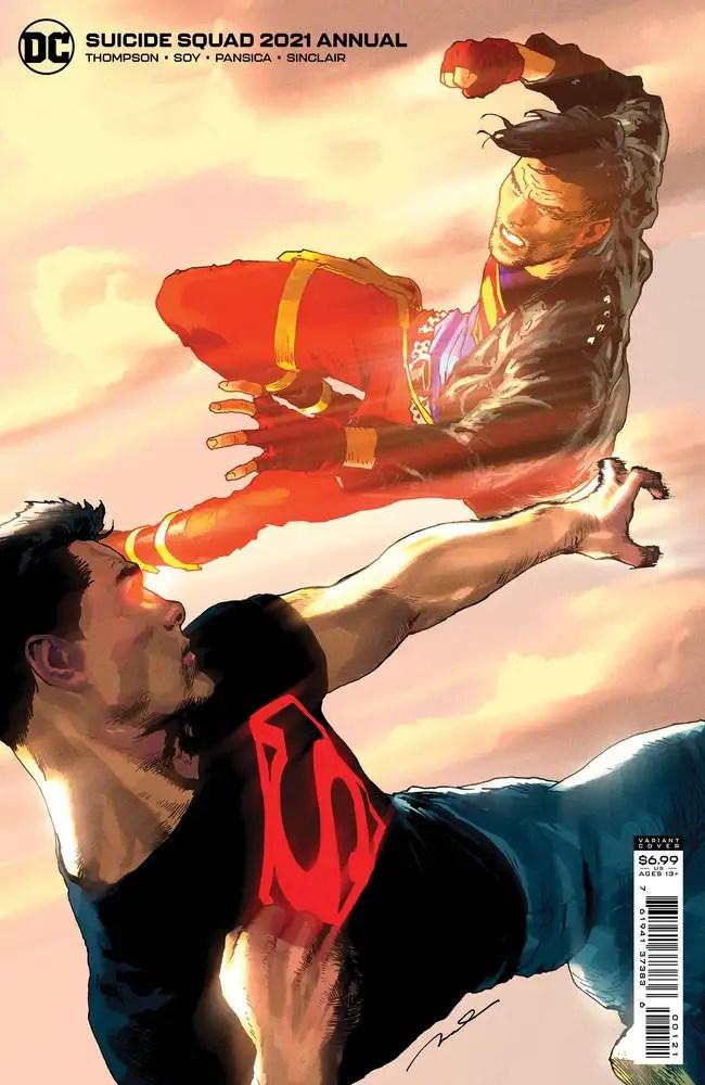 0621DC054 ComicList: DC Comics New Releases for 09/08/2021
