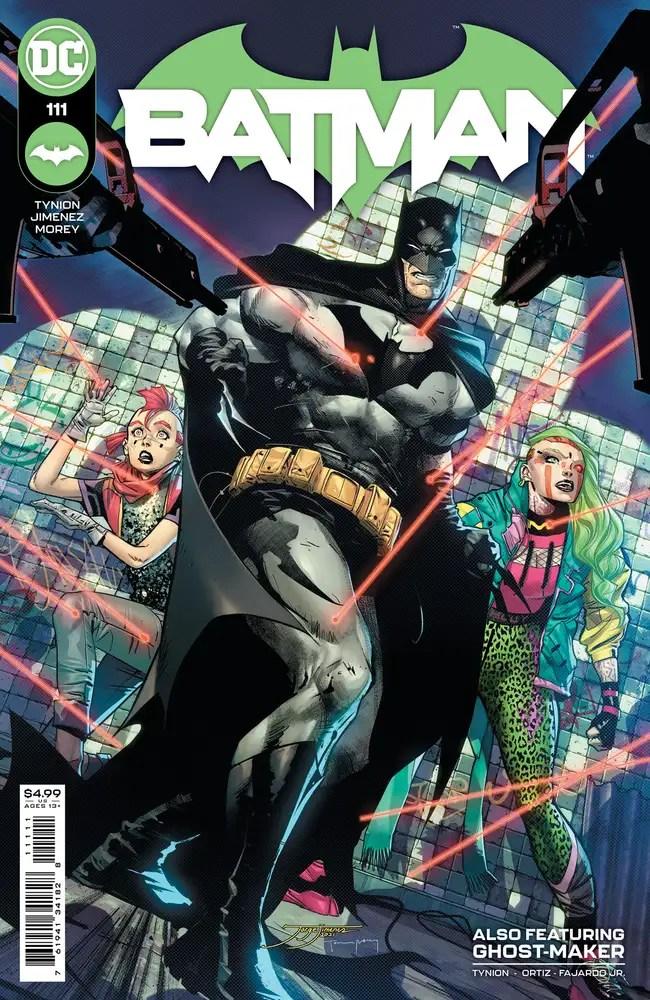 0621DC069 ComicList: DC Comics New Releases for 08/04/2021