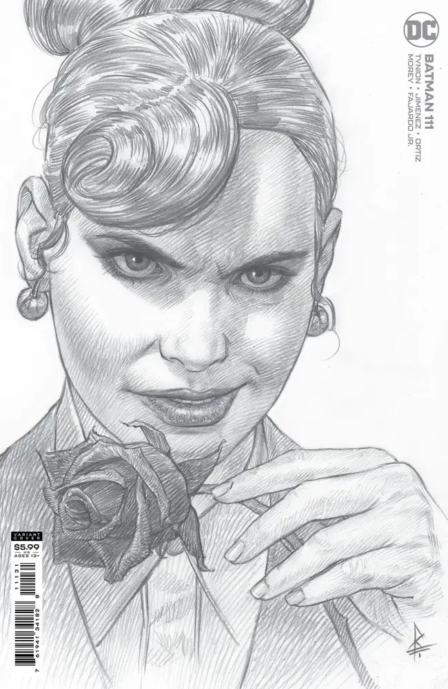 0621DC072 ComicList: DC Comics New Releases for 08/04/2021