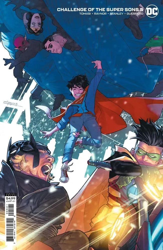 0621DC092 ComicList: DC Comics New Releases for 08/11/2021