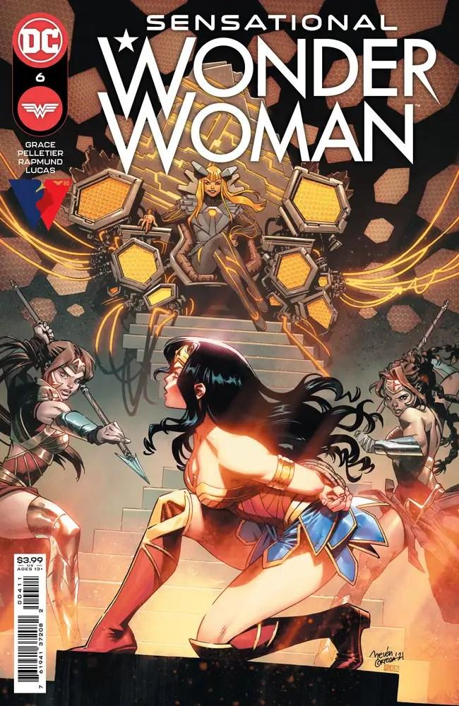 0621DC143 ComicList: DC Comics New Releases for 08/04/2021