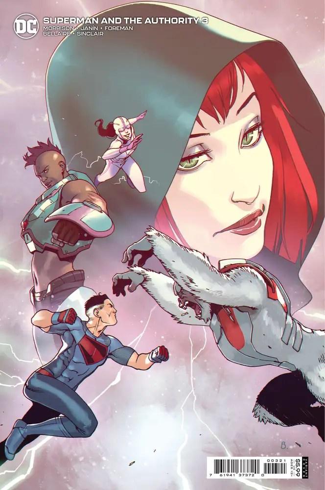 0621DC159 ComicList: DC Comics New Releases for 09/15/2021
