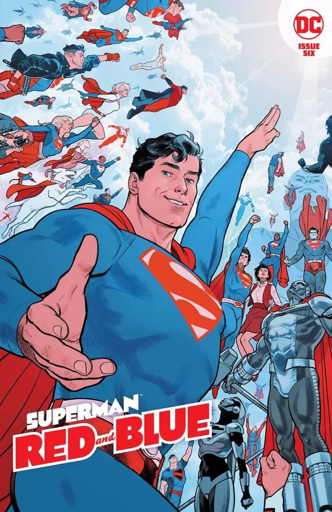 0621DC160 ComicList: DC Comics New Releases for 08/18/2021
