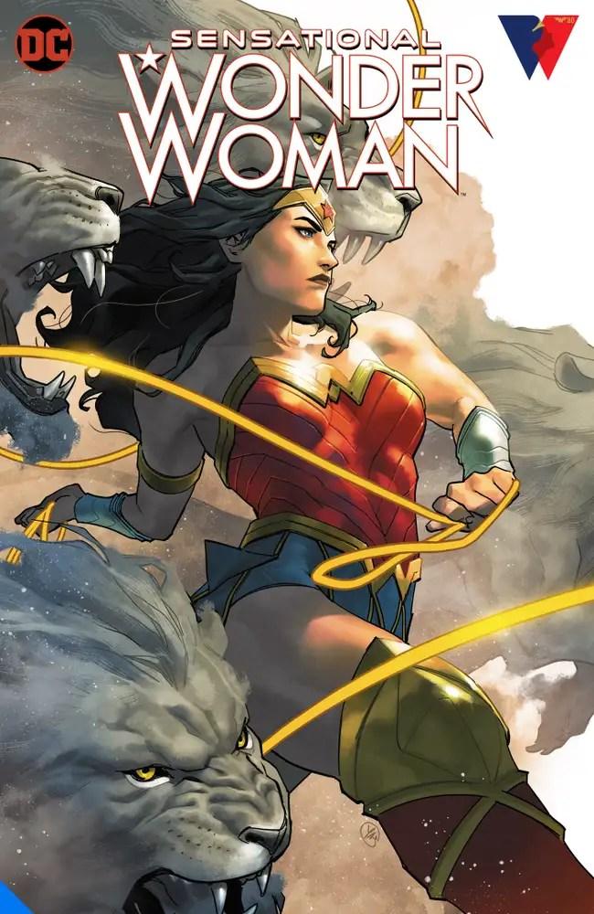 0621DC210 ComicList: DC Comics New Releases for 10/06/2021