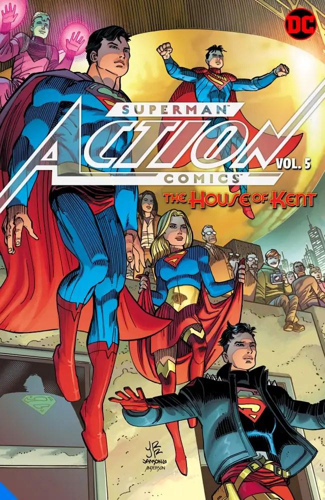 0621DC211 ComicList: DC Comics New Releases for 09/29/2021