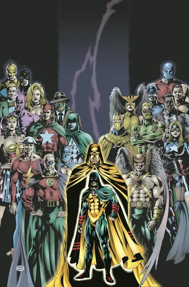 0720DC124 ComicList: DC Comics New Releases for 10/21/2020