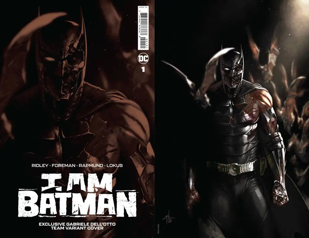 0721DC004 ComicList: DC Comics New Releases for 09/15/2021