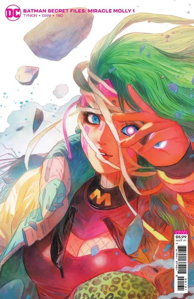 0721DC015 ComicList: DC Comics New Releases for 09/22/2021