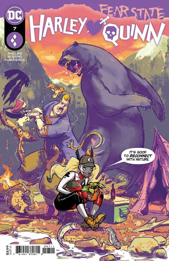 0721DC025 ComicList: DC Comics New Releases for 09/29/2021