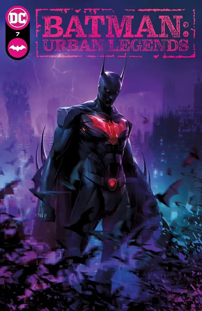 0721DC028 ComicList: DC Comics New Releases for 09/15/2021