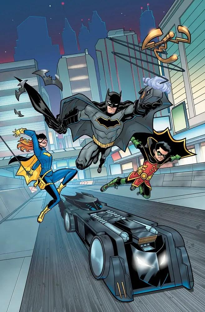 0721DC034 ComicList: DC Comics New Releases for 09/15/2021