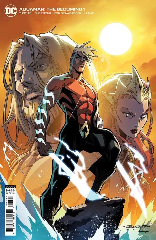 0721DC044 ComicList: DC Comics New Releases for 09/22/2021