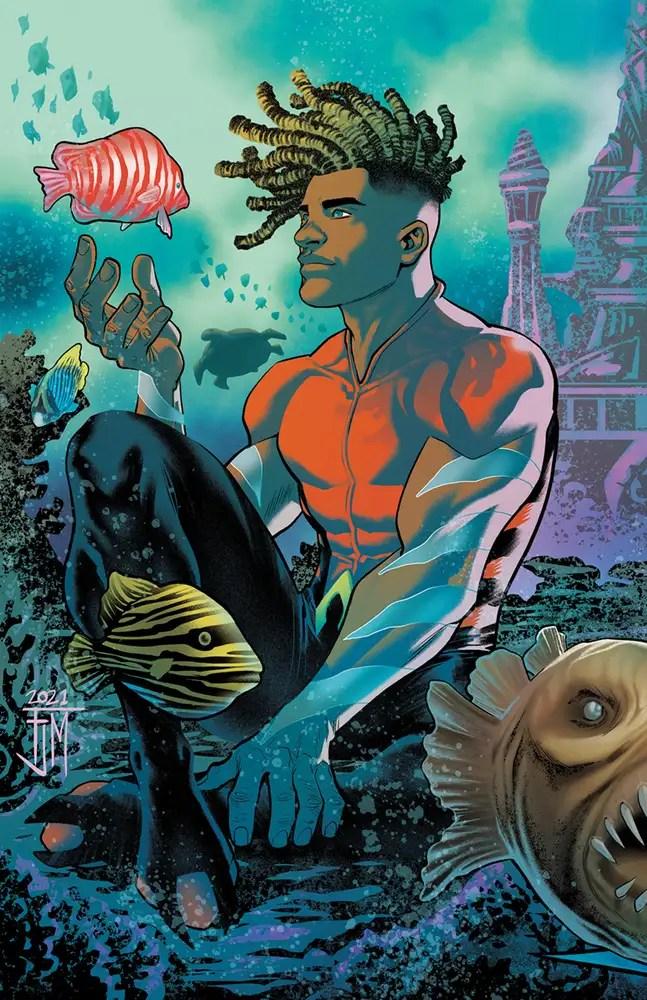 0721DC045 ComicList: DC Comics New Releases for 09/22/2021