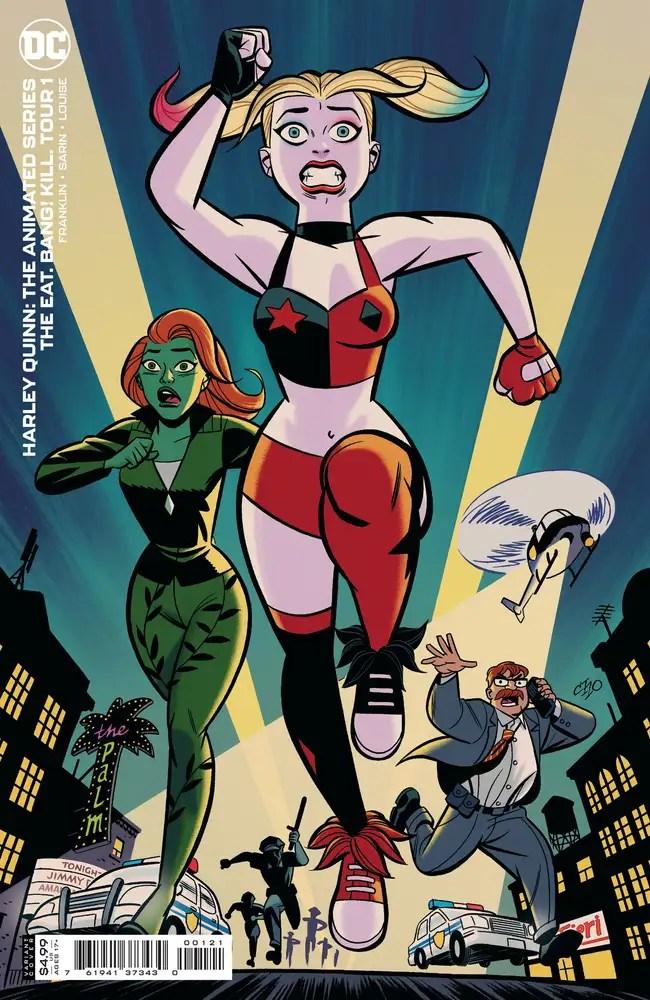 0721DC050 ComicList: DC Comics New Releases for 09/15/2021