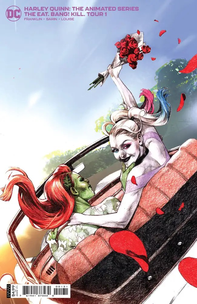 0721DC051 ComicList: DC Comics New Releases for 09/15/2021