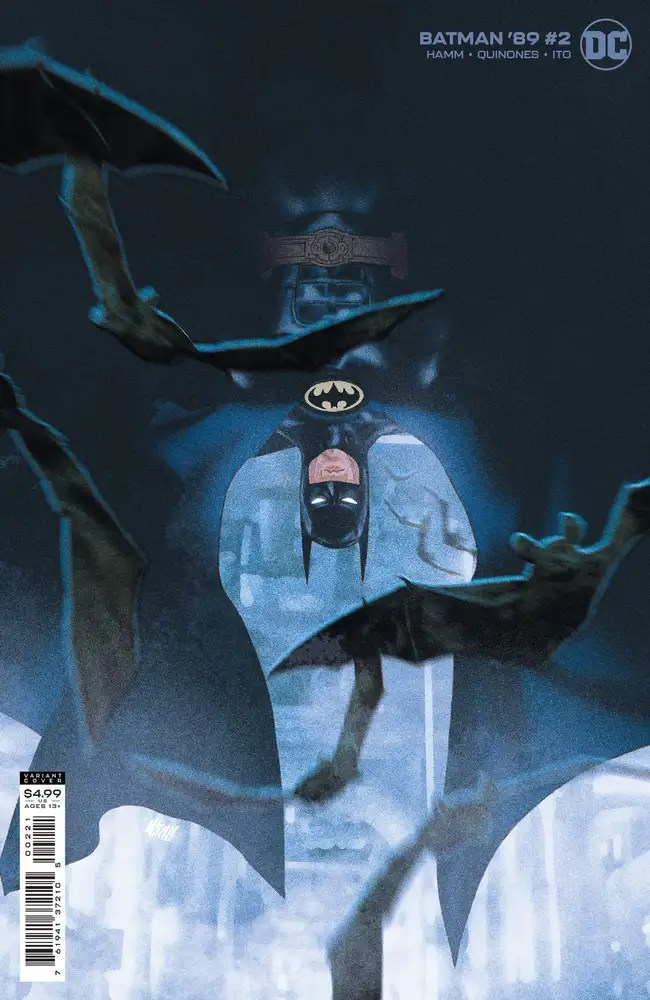 0721DC067 ComicList: DC Comics New Releases for 09/15/2021