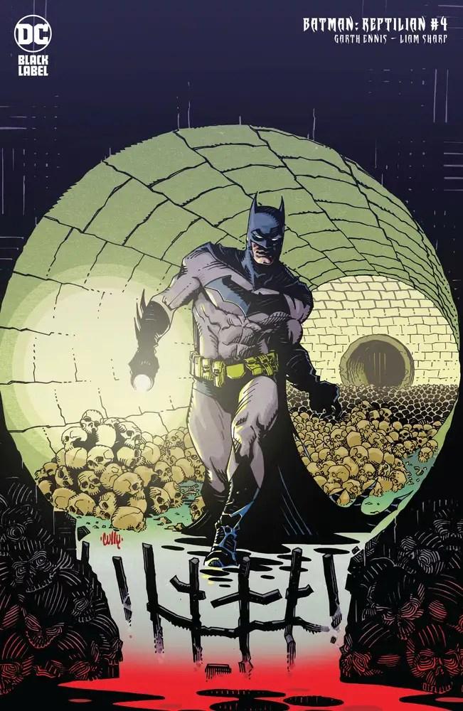 0721DC069 ComicList: DC Comics New Releases for 09/29/2021