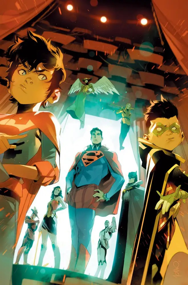 0721DC078 ComicList: DC Comics New Releases for 09/15/2021