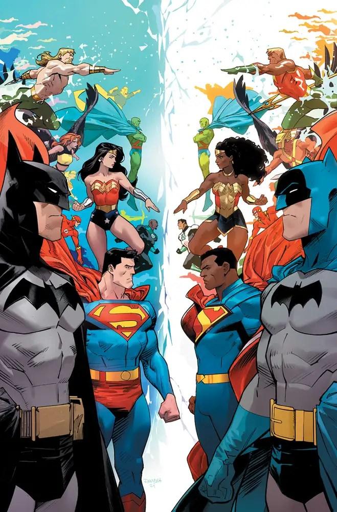 0721DC099 ComicList: DC Comics New Releases for 09/08/2021