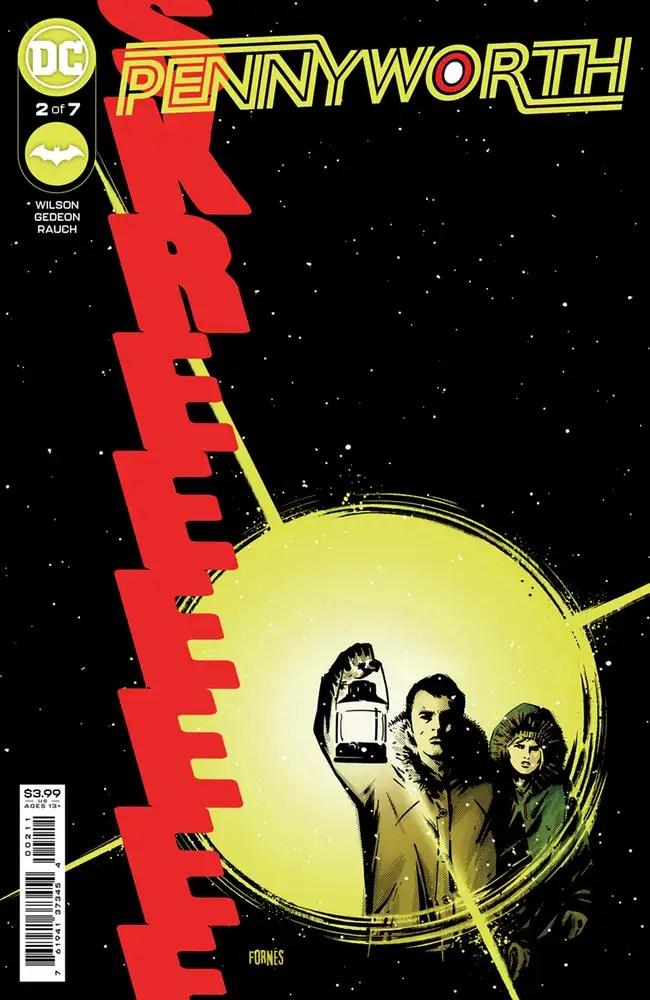 0721DC109 ComicList: DC Comics New Releases for 09/15/2021