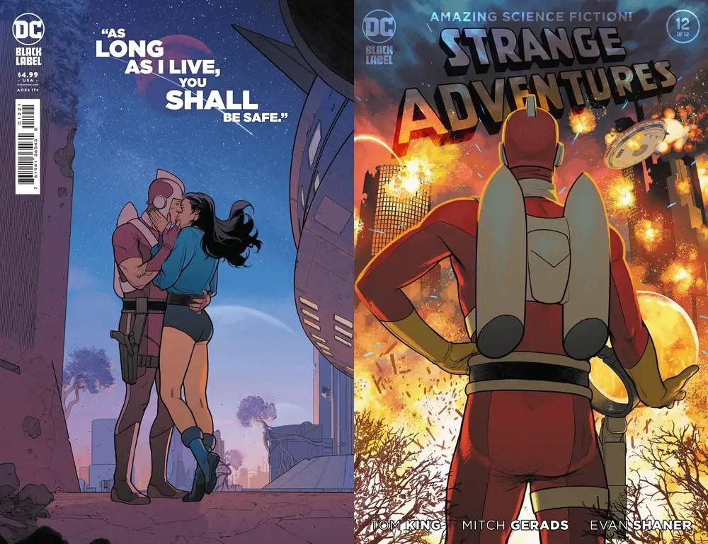 0721DC123 ComicList: DC Comics New Releases for 10/13/2021