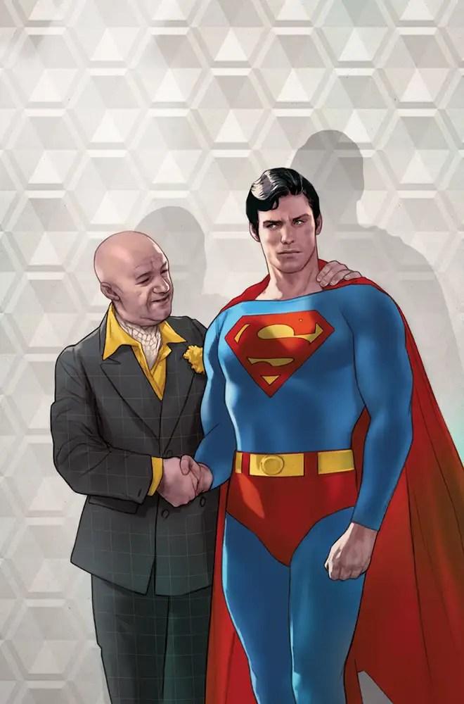 0721DC130 ComicList: DC Comics New Releases for 09/29/2021