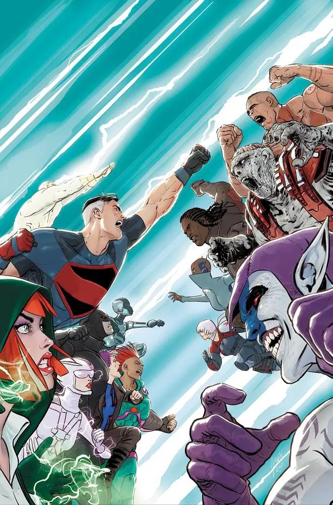 0721DC132 ComicList: DC Comics New Releases for 10/13/2021