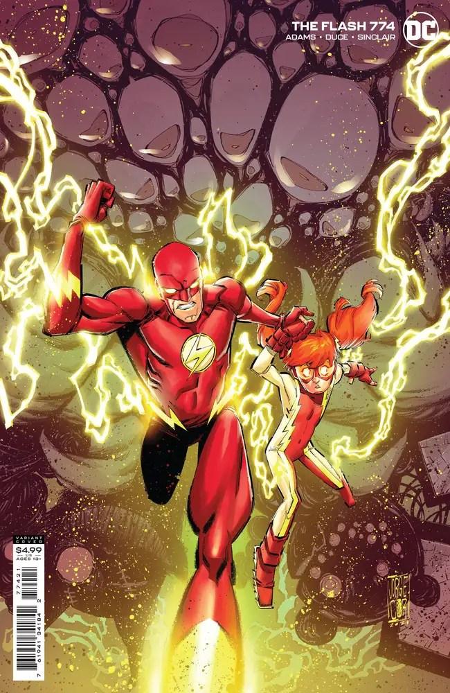 0721DC140 ComicList: DC Comics New Releases for 09/22/2021