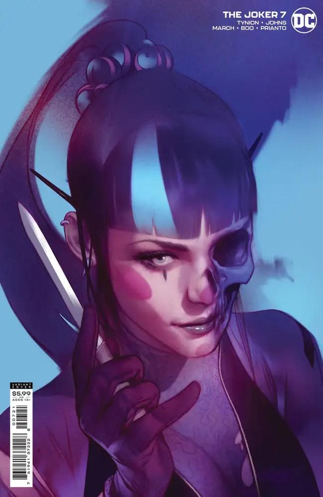 0721DC142 ComicList: DC Comics New Releases for 09/15/2021
