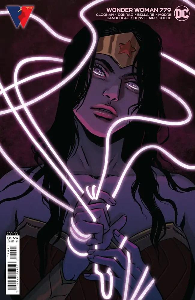 0721DC154 ComicList: DC Comics New Releases for 09/15/2021