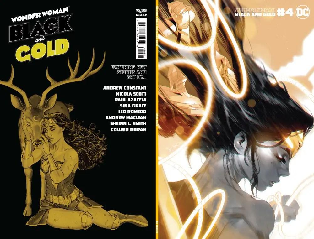 0721DC156 ComicList: DC Comics New Releases for 09/29/2021