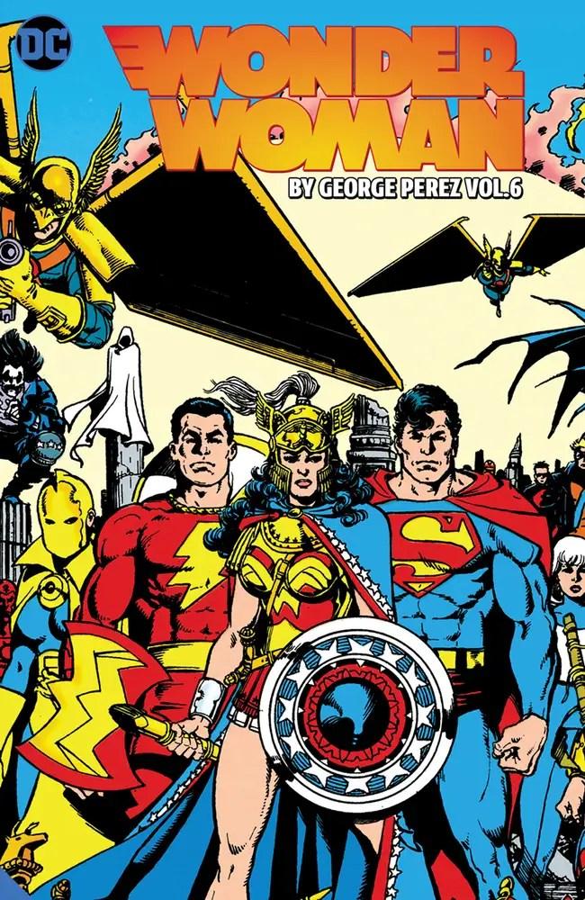 0721DC158 ComicList: DC Comics New Releases for 10/13/2021
