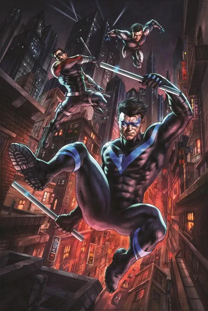 0820DC019 ComicList: DC Comics New Releases for 10/21/2020