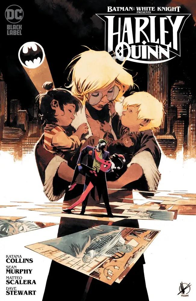 0820DC024 ComicList: DC Comics New Releases for 10/21/2020