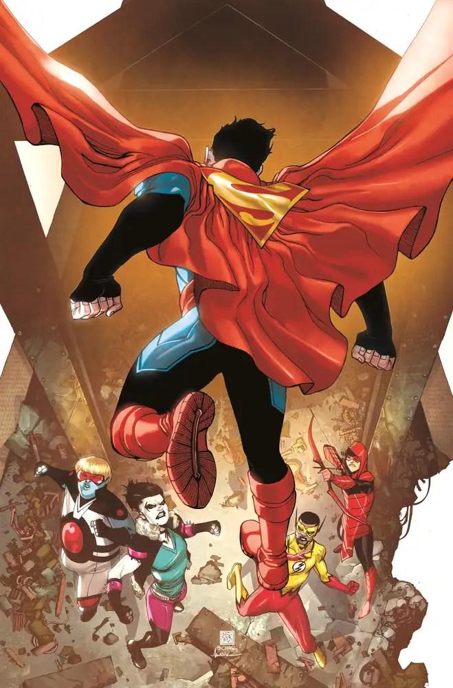 0820DC119 ComicList: DC Comics New Releases for 10/21/2020