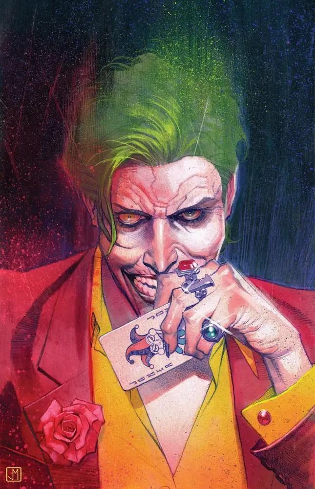 0821DC156 ComicList: DC Comics New Releases for 10/13/2021
