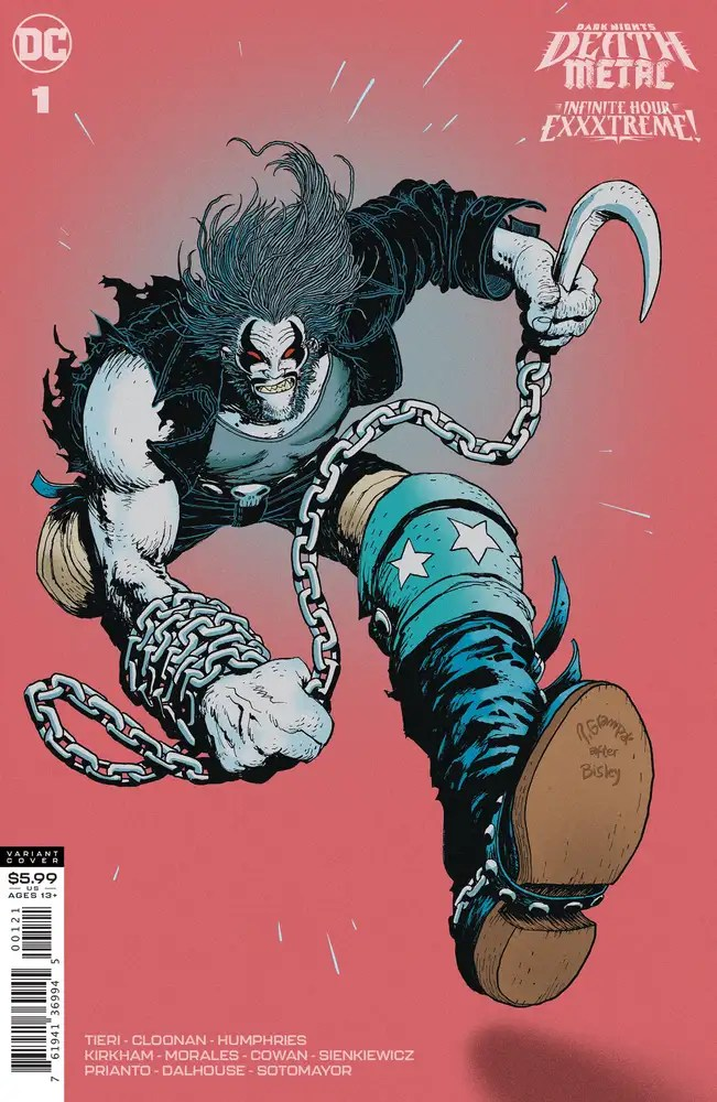 0920DC028 ComicList: DC Comics New Releases for 11/11/2020